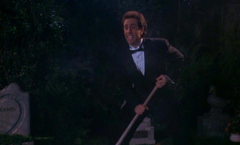 Hey Kramer, I dug Fredo up now let