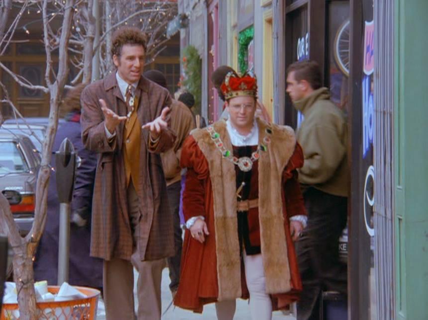 Seinfeld S07E10 - The Gum