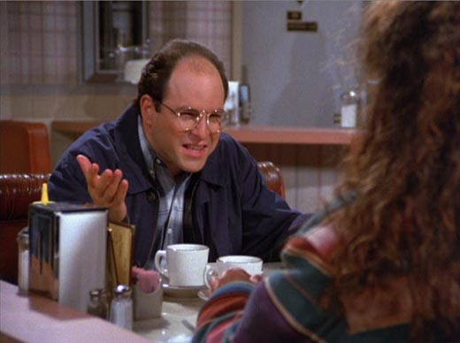 He purposely mispronounced my name. Instead of saying Costanza, he