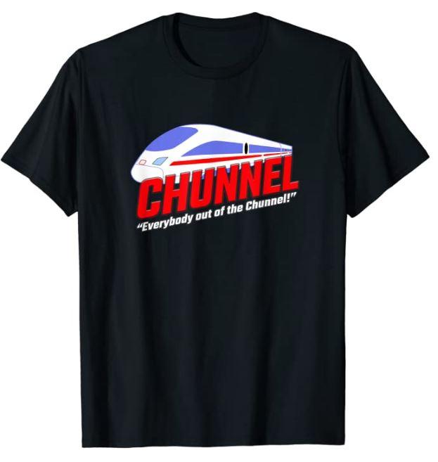 Chunnel T-Shirt