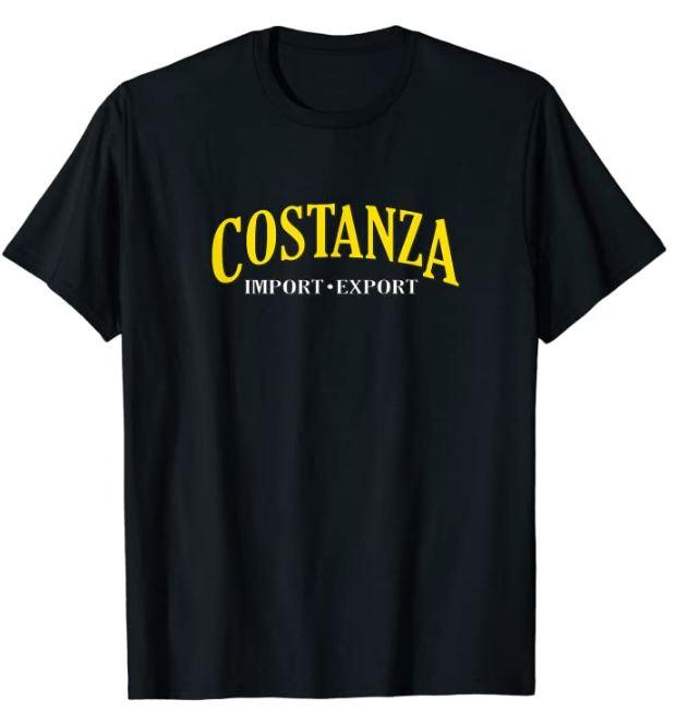Costanza - Import Export T-Shirt