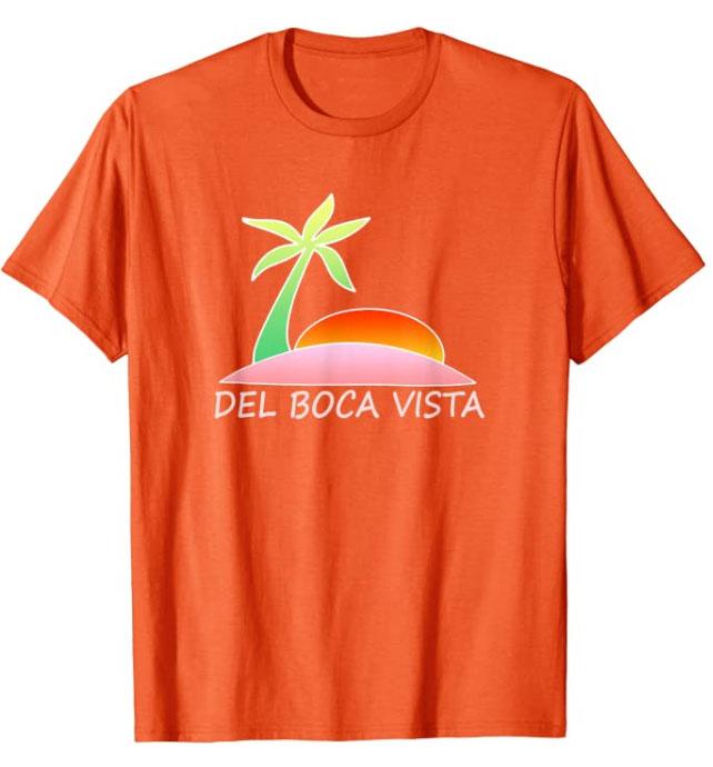 Del Boca Vista Retirement Community T-Shirt