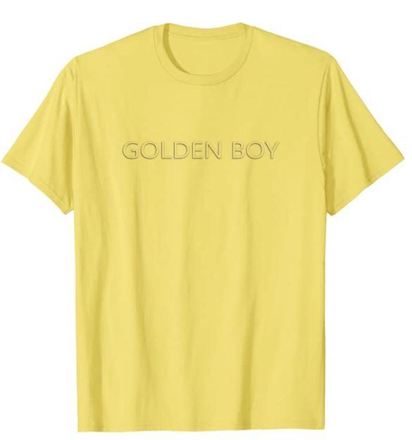 Golden Boy T-Shirt