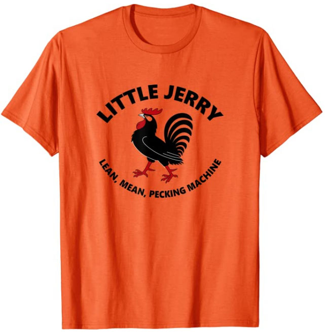 Little Jerry - Lean, Mean, Pecking Machine T-Shirt (Light)