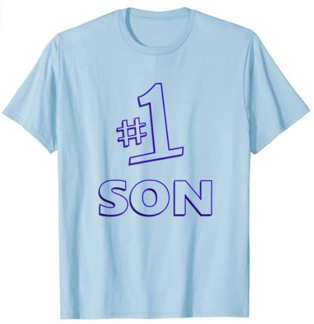 #1 Son T-Shirt