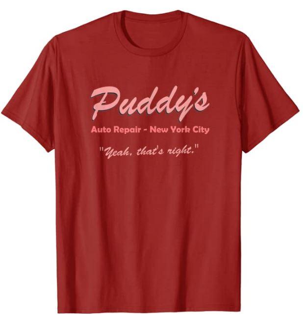 Puddy's Auto Repair T-Shirt