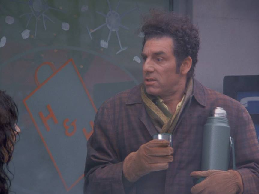 Seinfeld S09e10 The Strike
